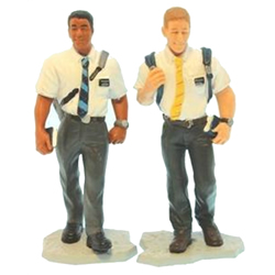 Missionaries Figurine