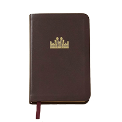 Pocket Sized Hymn Book - Burgundy