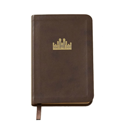 Pocket Sized Hymn Book - Brown