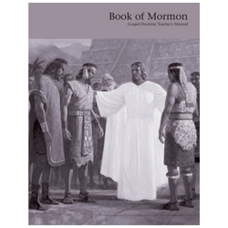 Book of Mormon Gospel Doctrine Teacher's Manual