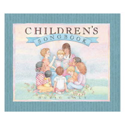 Childrens Songbook: Music Only CD set