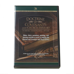 Doctrine and Covenants Visual Resource DVD
