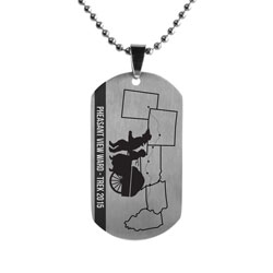 LDS Trek Dog Tag