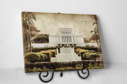 Laie Temple - Vintage Tabletop