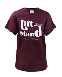 Lift Where You Stand T-Shirt