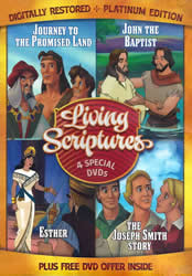 Living Scriptures DVD - 4 Pack - CL-LIVINGSCRIP