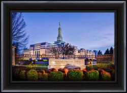 Medford Temple - Framed