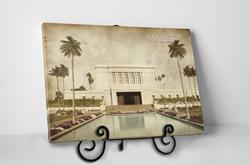 Mesa Temple - Vintage Tabletop