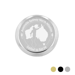 Australia Mission Pin