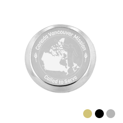 Canada Mission Pin
