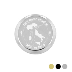 Italy Mission Pin - LDP-TPN0518