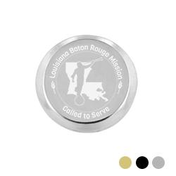 Louisiana Mission Pin