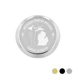 Michigan Mission Pin