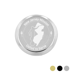New Jersey Mission Pin - LDP-TPN1069