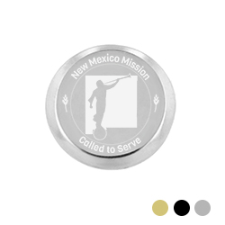 New Mexico Mission Pin
