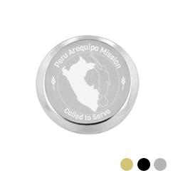 Peru Mission Pin
