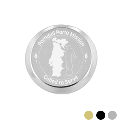 Portugal Mission Pin - LDP-TPN0525