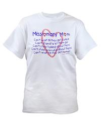 Missionary Mom T-Shirt