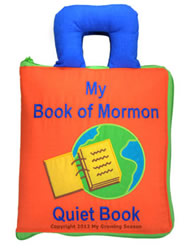 My Book of Mormon Quiet Book - MGS-MBOMQB