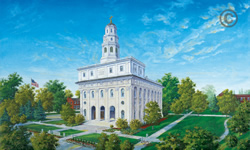 Nauvoo the Beautiful - Sketch