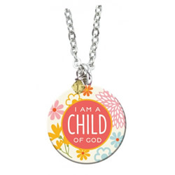 Child of God Blossom Necklace