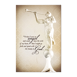 Angel Moroni Program Cover