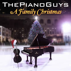 The Piano Guys: A Family Christmas CD
