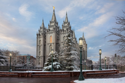 Salt Lake Temple - Clarity