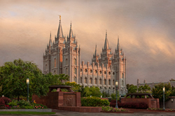 Salt Lake Temple - Refuge