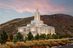 Draper Temple - On Zion's Mount