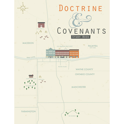 Doctrine and Covenants Study Book - RHH-9781500711672