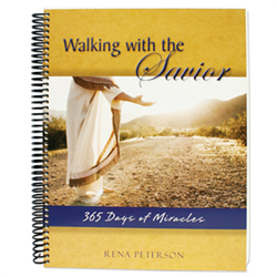 Walking With the Savior Journal