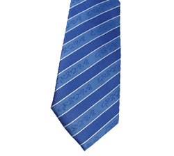 Boy's Blue GR82B8 Adjustable Clip Tie