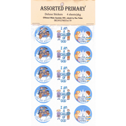 Primary Stickers