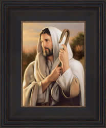 The Good Shepherd - Framed