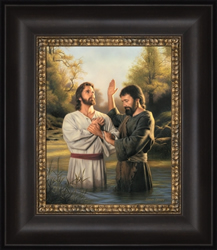 To Fulfill All Righteousness - Framed