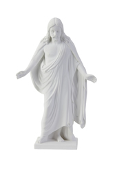 "3"" Marble Christus Statue christus statues, christus statue, christus, lds christus, mormon christus, deseret book christus, one moment in time christus"