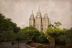 Salt Lake Temple - Everlasting