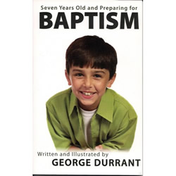 Seven Years Old and Preparing for Baptism