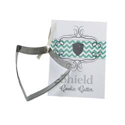 Shield Cookie Cutter - DBS-CC152