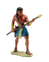 Stripling Warrior Figurine - Small