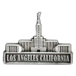 Los Angeles Temple - Silver