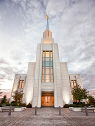 Twin Falls Temple - Heavenward