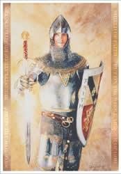 Armour of God - Print