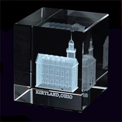 Kirtland Temple Cube