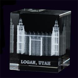 Logan Temple Cube