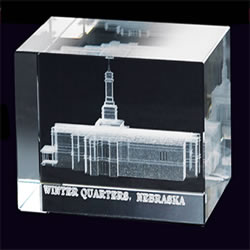 Winter Quarters Temple Cube