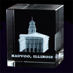 Nauvoo Temple Cube