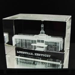 Louisville Temple Cube
