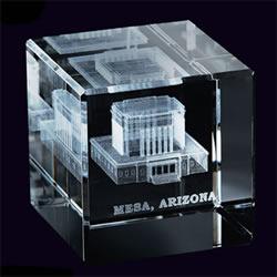 Mesa Temple Cube